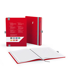 Sample premium notebook