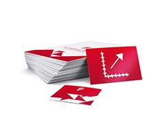 Visitenkarten Im Wunschformat Drucken Bei Flyeralarm