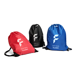 Standard polyester gym bags