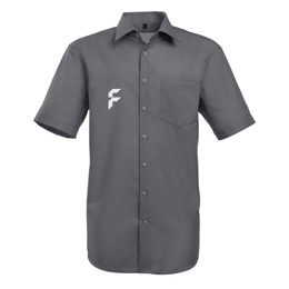 Short-sleeve shirt Deluxe with chest pocket