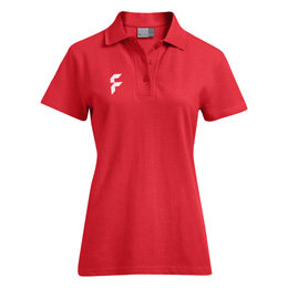Classic polo shirts for women