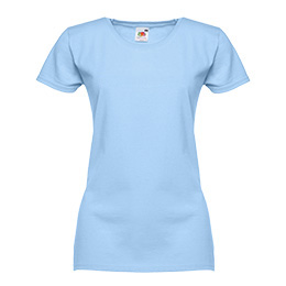 Muster T-Shirt Basic Damen