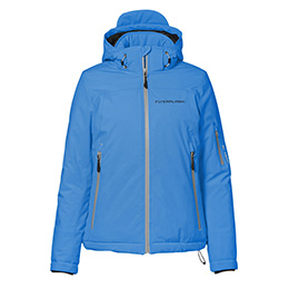 Winter softshell jas dames
