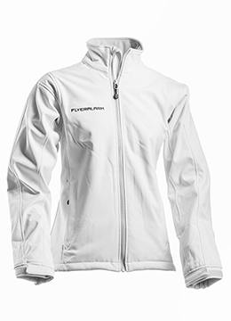 Softshell Jacket for Women, stitched