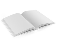 Softcover note books (offset print)