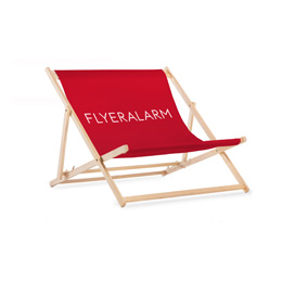 Double deck chair, system incl. print