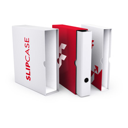 Slipcases for ring binders