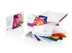 Advertising Product Sample Box