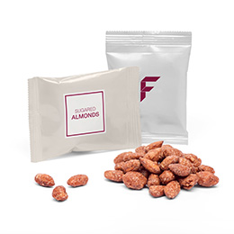 Personalised roasted almonds