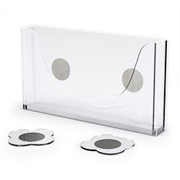 Porte cartes de visite avec fermeture magn tique - Fermeture magnetique porte ...
